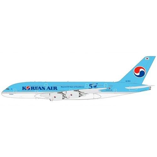 """JC Wings 1:200 Korean Air """"50th Anniversary"""" A380"""