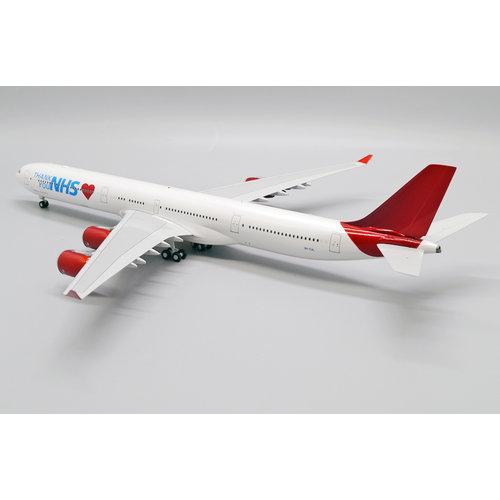 "JC Wings 1:200 Maleth Aero ""Thank you NHS"" A340-600"