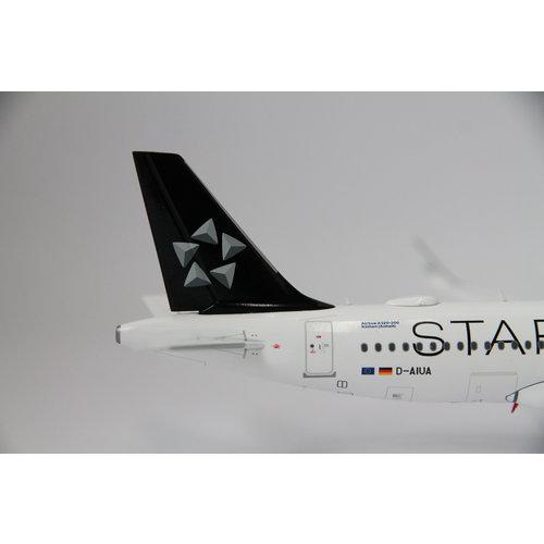 "JC Wings 1:200 Lufthansa ""Star Alliance"" A320"
