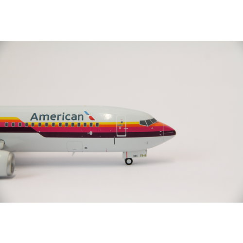 """Gemini Jets 1:200 American Airlines """"AirCal"""" B737-800 - Flaps Down"""
