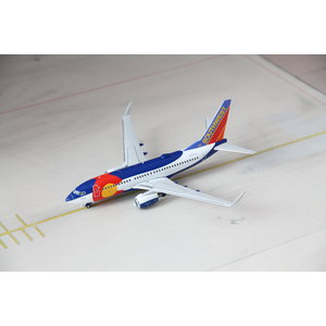 """Gemini Jets 1:200 Southwest Airlines """"Colorado One"""" B737-700"""