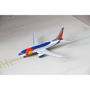 """Gemini Jets 1:200 Southwest Airlines """"Colorado One"""" B737-700 - Flaps Down"""