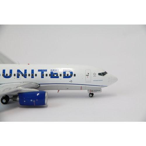 Gemini Jets 1:200 United Airlines B737-700