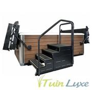 Leisure Concepts ModStep 4 met rails