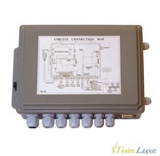 Chinese spa  Onderdelen  JZ-3C Control Box