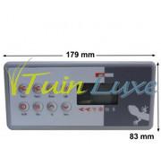 Gecko  Gecko TSC-8 / 8 toetsen Display