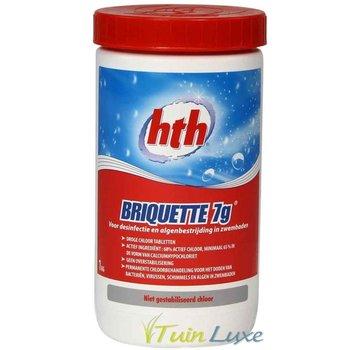HTH Chloortabletten '1 kg' 7 Grams Tabletten