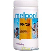 Melpool Melpool Chloortabletten 20 gram 90 /20 1kg
