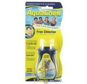 Aquachek Aquacheck Test strips Aquacheck Trutest Meet chloor, pH, alkaliniteit en stabilizer - 50 stuks per verpakking