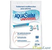 Acti Aquaswim Universeel Zwembadzout 3 in 1 25kg