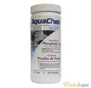 Aquachek Tester Aquachek fosfaten 20 zakjes