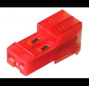 2-pins connector voor Gecko-systemen