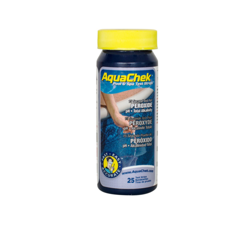 Aquachek Aquachek peroxide teststrips