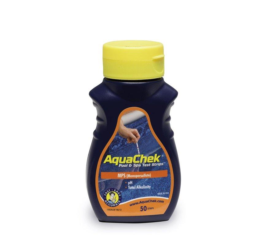 aquachek teststrips MPS