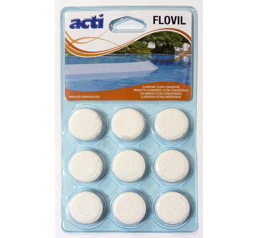ACTI Flovil tabletten