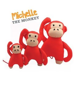 BECO PETS Beco Plush Toy - Monkey