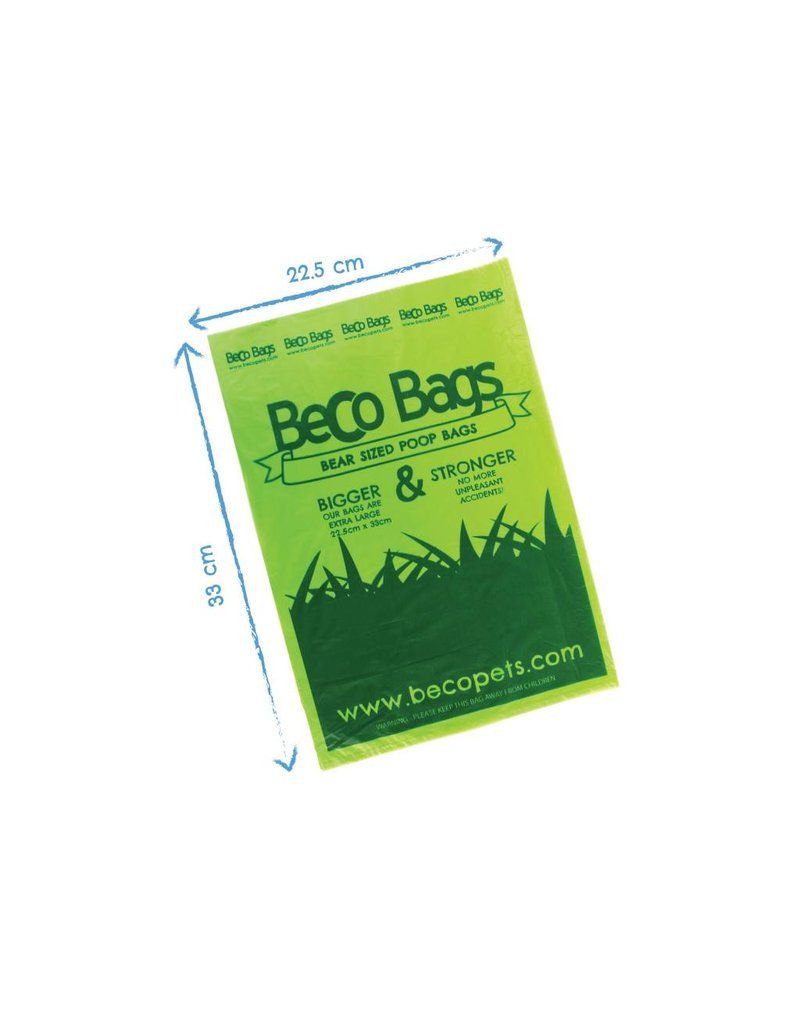 BECO PETS BECO  BAGS  300 DISPENSER (SINGLE ROLL)