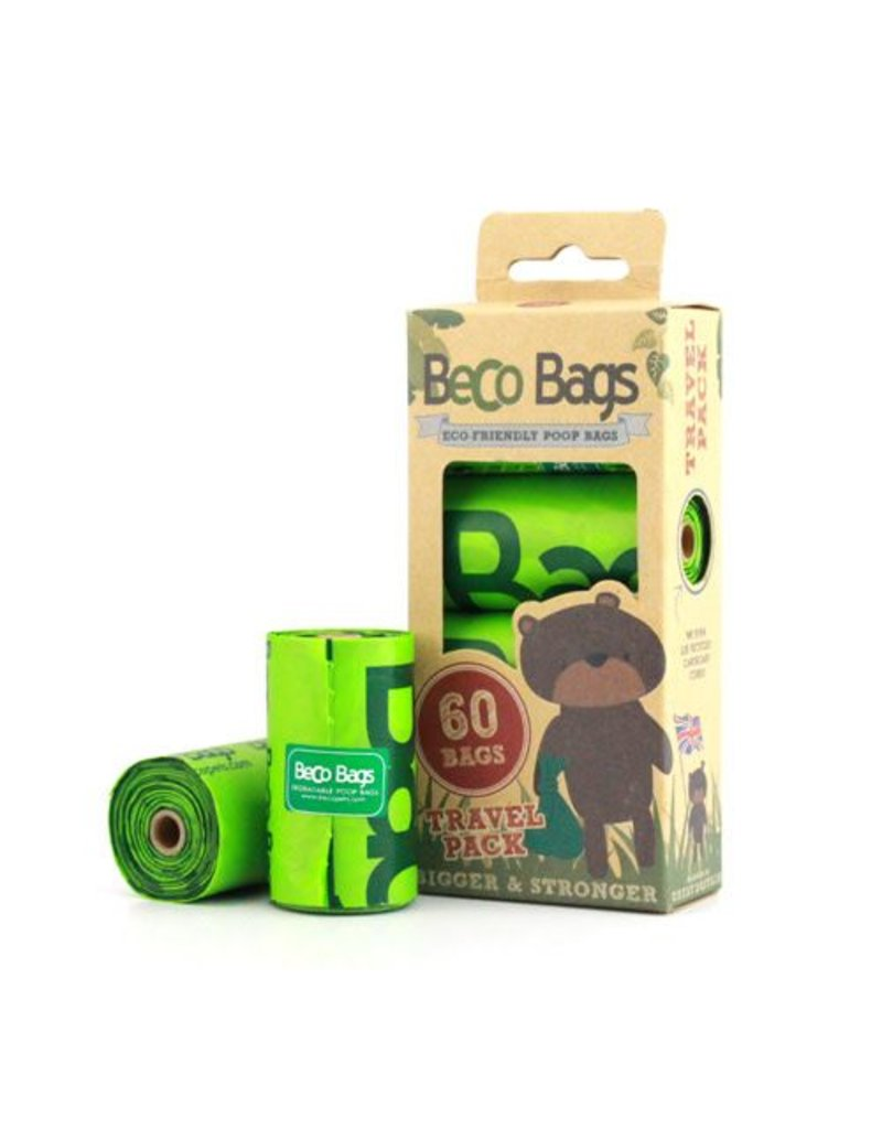 BECO PETS BECO  BAGS  60 (4X15)