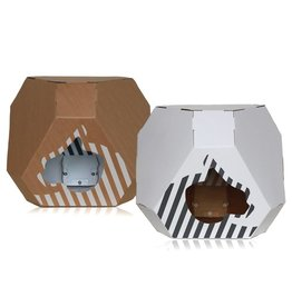 MY KOTTY Mykotty Mia Reversible Cat House