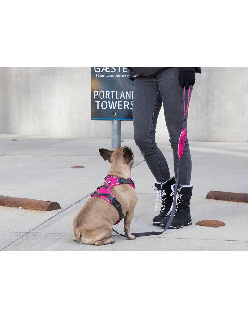 DOG COPENHAGEN URBAN TRAIL™ LEASH BLACK