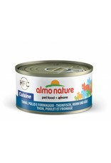ALMO ALMO HFC 70 CAT CUISINE - TUNA WITH CHICKEN AND CHEESE
