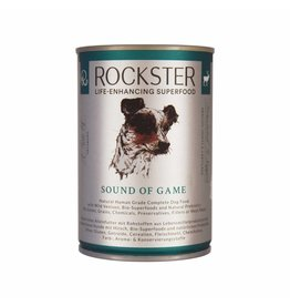 THE ROCKSTER Sound Of Game (Hert)