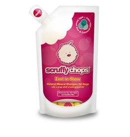 SCRUFFY CHOPS Zest In Show  Shampoo 250Ml