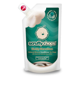 SCRUFFY CHOPS Muddy Marvellous Conditioner 250Ml