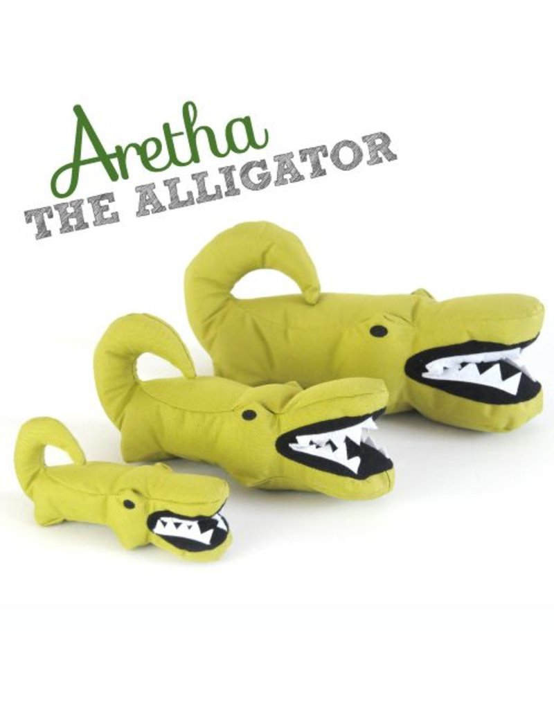 BECO PETS BECO PLUSH TOY - ALLIGATOR