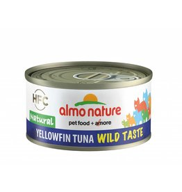 ALMO Almo Hfc 70 Cat Natural - Yellow Fin Tuna
