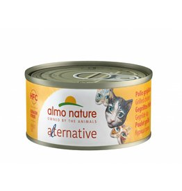 ALMO Almo Hfc Alternative Cat - Grilled Chicken 70G