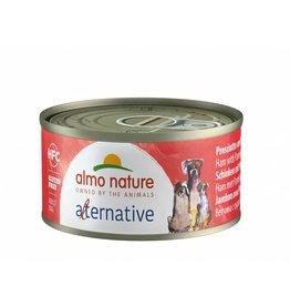 ALMO Almo Hfc Alternative Hond - Ham En Parmesaan 70G