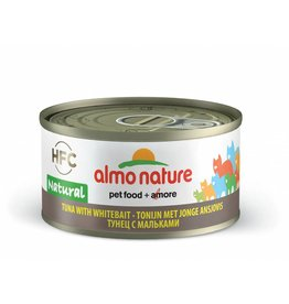 ALMO Almo Hfc 70 Cat Natural - Tuna With Anchovy