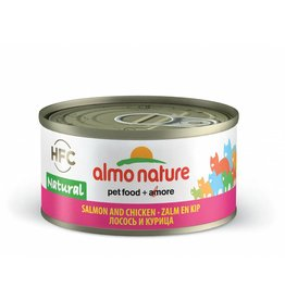 ALMO Hfc 70 Chicken With Salmon And Jelly Nl