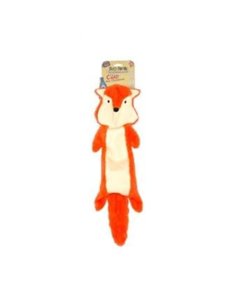 BECO PETS BECO STUFFING FREE TOY - CHAD THE SQUIRRELL