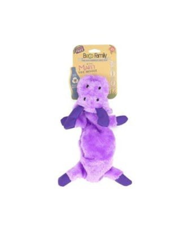 BECO PETS Beco Stuffing Free Toy - Marty the Elk