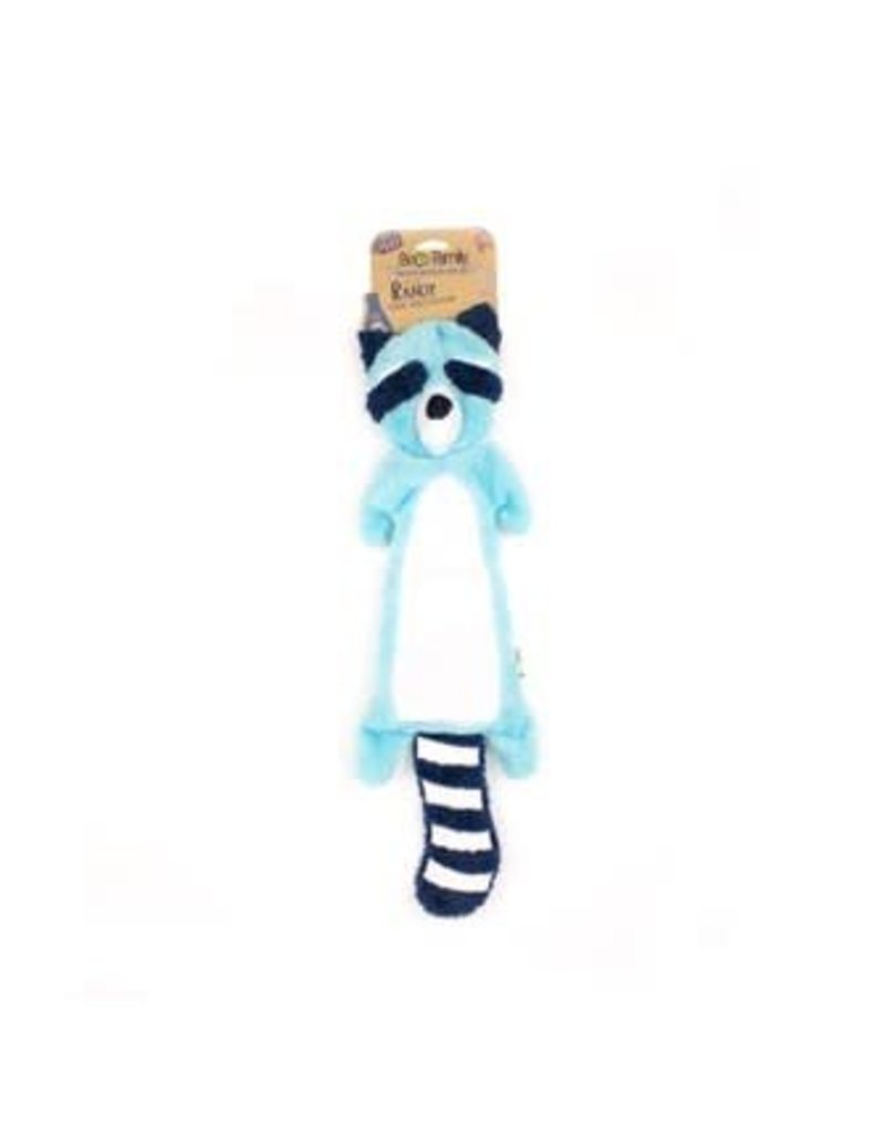 BECO PETS BECO STUFFING FREE TOY RACOON