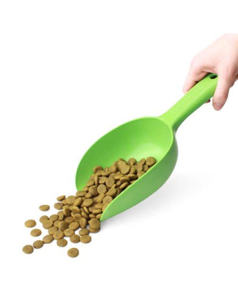 BECO PETS BECO SCOOP FOOD GREEN