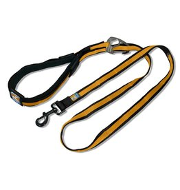 KURGO Quantum Leash Black/Orange