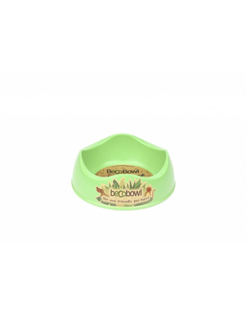 BECO PETS BECO BOWL GREEN