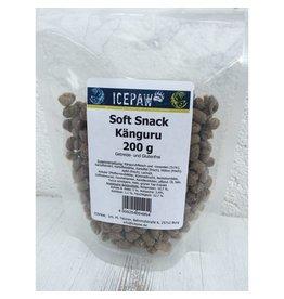 ICEPAW SOFT SNACK KANGAROO 200g