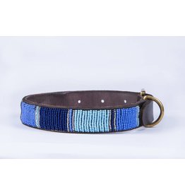 SIMBA JONES Collar Sj Blue/Silver