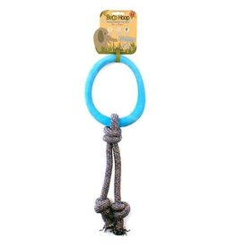 BECO PETS Hoop On A Rope