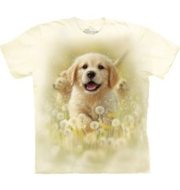 THE MOUNTAIN GOLDEN PUPPY ADULT TS