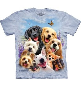 THE MOUNTAIN DOG SELFIE ADULT TS