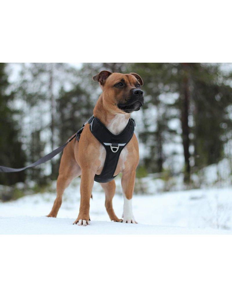 DOG COPENHAGEN COMFORT WALK PRO™ HARNESS BLACK