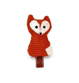 DESIGNED BY LOTTE Textile Cats Toy Zerka Orange 8