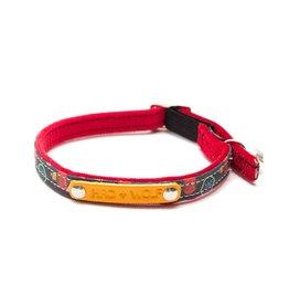 HIRO + WOLF Cat Collar Lucky Dog