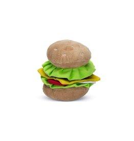 Plush Hsp Burger 14X12,5X11