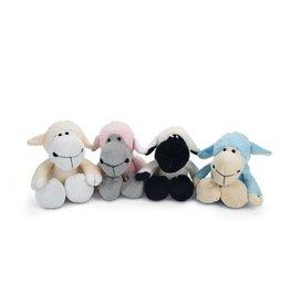 Plush Dog Toy Sheeps Black